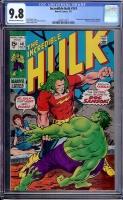 Incredible Hulk #141 CGC 9.8 ow/w