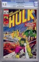 Incredible Hulk #143 CGC 9.8 ow/w