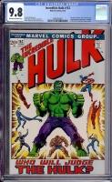 Incredible Hulk #152 CGC 9.8 ow/w