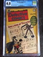 Detective Comics #124 CGC 4.0 ow