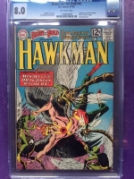 Brave and the Bold #42 CGC 8.0 ow