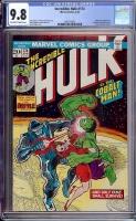 Incredible Hulk #174 CGC 9.8 ow/w