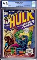 Incredible Hulk #182 CGC 9.8 w