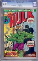 Incredible Hulk #184 CGC 9.8 w
