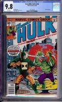 Incredible Hulk #204 CGC 9.8 w