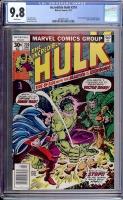 Incredible Hulk #210 CGC 9.8 w