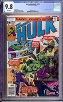 Incredible Hulk #215 CGC 9.8 w