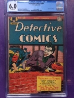 Detective Comics #109 CGC 6.0 ow