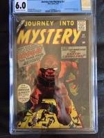 Journey Into Mystery #57 CGC 6.0 ow/w