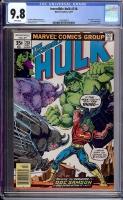 Incredible Hulk #218 CGC 9.8 w