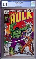 Incredible Hulk #226 CGC 9.8 w