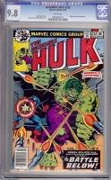 Incredible Hulk #232 CGC 9.8 w