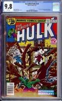 Incredible Hulk #234 CGC 9.8 w