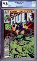Incredible Hulk #261 CGC 9.8 w