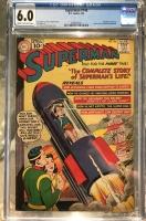 Superman #146 CGC 6.0 cr/ow