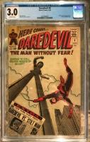 Daredevil #8 CGC 3.0 ow