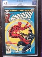 Daredevil #183 CGC 9.8 w