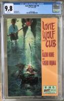Lone Wolf & Cub #14 CGC 9.8 w