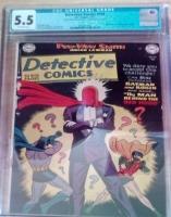 Detective Comics #168 CGC 5.5 ow/w
