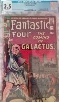 Fantastic Four #48 CGC 3.5 ow/w