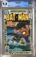 Batman #309 CGC 9.8 w