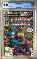 Captain America #265 CGC 9.8 w