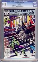 Incredible Hulk #268 CGC 9.8 w