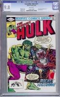 Incredible Hulk #271 CGC 9.8 w