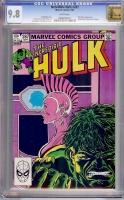 Incredible Hulk #287 CGC 9.8 w Golden State