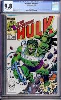 Incredible Hulk #289 CGC 9.8 w