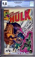 Incredible Hulk #290 CGC 9.8 w
