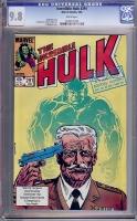 Incredible Hulk #291 CGC 9.8 w
