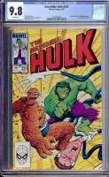 Incredible Hulk #293 CGC 9.8 w