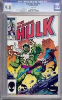 Incredible Hulk #295 CGC 9.8 w