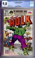 Incredible Hulk #278 CGC 9.8 w