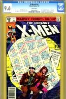 X-Men #141 CGC 9.6 w