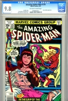 Amazing Spider-Man #178 CGC 9.8 ow/w