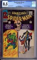 Amazing Spider-Man #37 CGC 8.5 ow/w