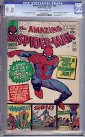 Amazing Spider-Man #38 CGC 9.0 ow/w