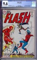 Flash #129 CGC 9.6 ow/w