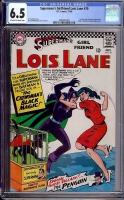 Superman's Girlfriend Lois Lane #70 CGC 6.5 ow/w