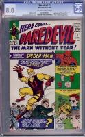 Daredevil #1 CGC 8.0 ow/w