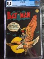 Batman #17 CGC 5.5 w