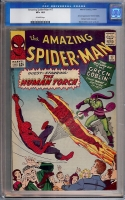 Amazing Spider-Man #17 CGC 8.5 ow
