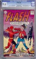 Flash #137 CGC 9.6 ow/w