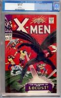 X-Men #24 CGC 9.4 w