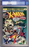 X-Men #94 CGC 8.0 ow/w