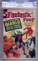 Fantastic Four #30 CGC 9.4 ow