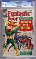 Fantastic Four #32 CGC 9.6 ow