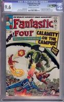 Fantastic Four #35 CGC 9.6 ow/w